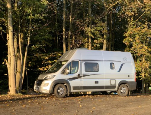 🍁 Campen im Herbst – hell yes 🍂